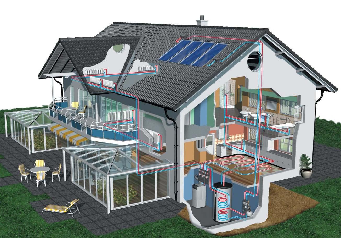 Impianti idraulica - Casa autosufficiente ecologica ...